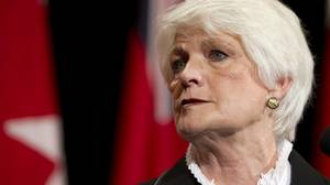 Liz Sandals takes helm as Ontario's Education Minister amid dispute with teachers