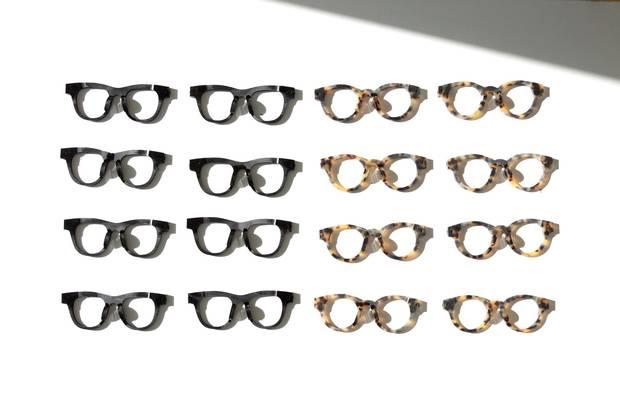 Glasses from PEI-based Fellow Earthlings.
