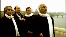 The Tokyo Quartet (Handout)