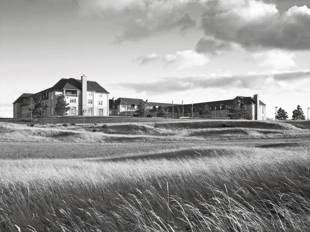 The Fairmont hotel in St. Andrews offers guests close proximity to world-class golf.