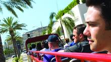 Skip the bus tour of Rodeo Drive and head to Chateau Marmont or The Grove to see celebrities in action. (Travis Conklin)
