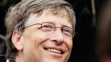 Microsoft Corp. founder Bill Gates now controls more than 46 million CN shares, or 10.04 per cent of the Montreal-based railway. (Ryan Pierse/2009 Getty Images)