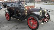 1911 Cadillac Model 30 Touring (Fawcett Motor Carriage Works)