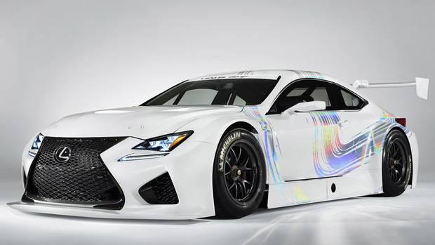Lexus RC F Racing Concept (Toyota)