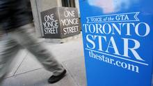 Buyouts offered to Toronto Star employees (MARK BLINCH/REUTERS)