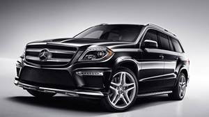 2014 Mercedes-Benz GL 350 BlueTEC 4MATIC