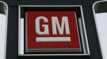 The Canadian and Ontario governments own about 10 per cent of GM, a holdover from the auto bailouts of the recession. (MIKE CASSESE/REUTERS)