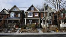Low interest rates may shield Canada's housing market from a bubble, economists say. (Fred Lum/The Globe and Mail/Fred Lum/The Globe and Mail)