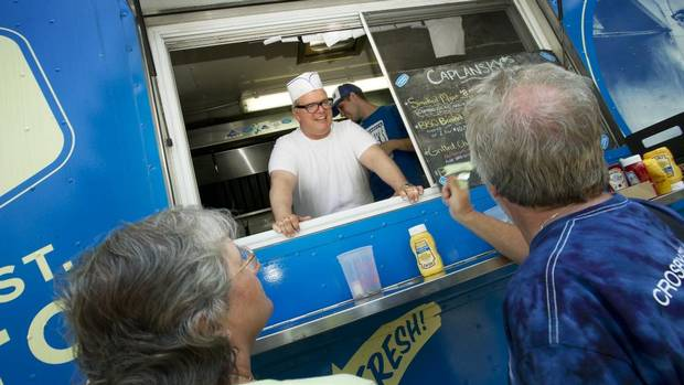 Road warriors: The new breed of food truck