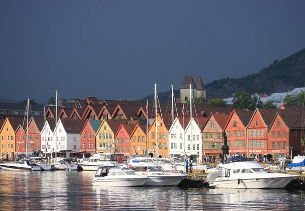 Spend time before or after your voyage exploring Bergen, Norway's second-largest city.