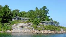 Slip into island life in Georgian Bay, Ont. (Carolyn Ireland/The Globe and Mail)