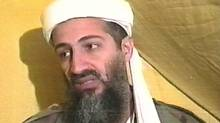 Osama bin Laden in an image taken from a video broadcast in 1998. (AP/AP)
