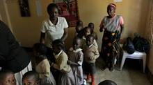 An expert panel has suggested Canada could have a greater impact in areas like Sub-Saharan Africa by focusing on five areas where its research is strongest. (Roberto Schmidt/AFP/Getty Images/Roberto Schmidt/AFP/Getty Images)