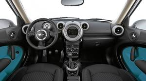 2012 BMW Mini Cooper Countryman