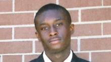 Kwado (Kojo) Mensah, 20, who was shot and killed April 25, 2013 in Toronto, police said. (Handout)