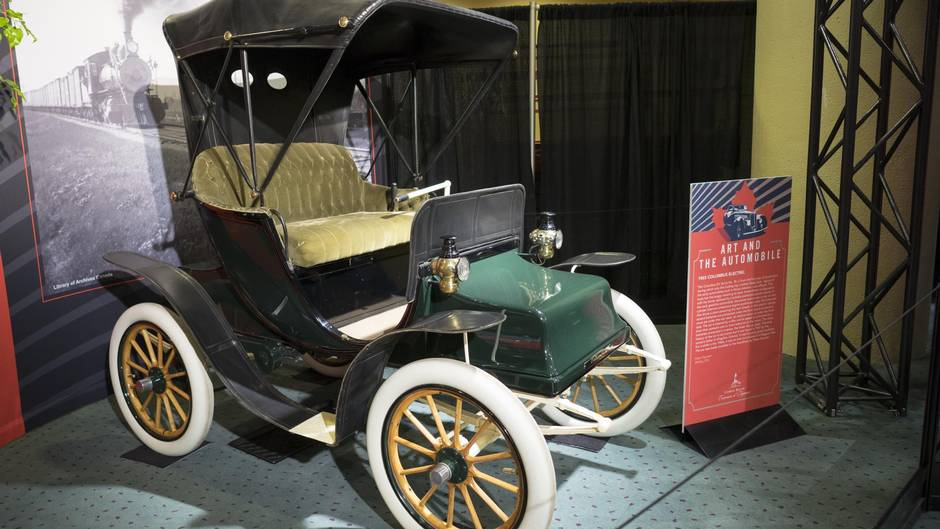 The History Behind Five Mustsee Classic Cars At The Toronto Auto - Auto classic cars
