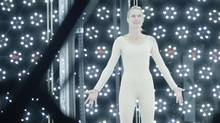 In The Congress, Robin Wright will be scanned, digitized and made forever virtually young.
