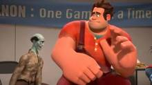 "Screen grab from the online trailer for ""Wreck It Ralph"""