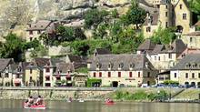 Stroll the quiet country lanes of La Roque-Gageac or witness the village rising against a sheer cliff from a canoe on the river. (Dean Jobb for The Globe and Mail)