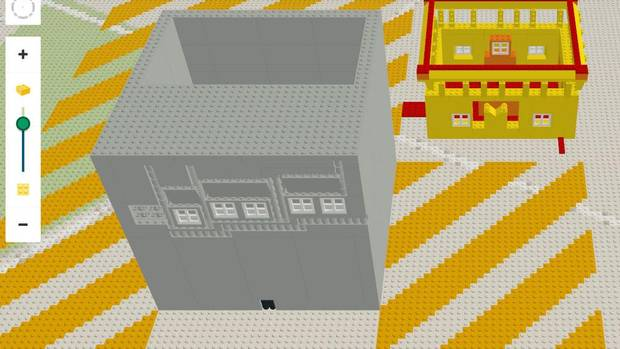 New Lego app turns the Google Maps world into a plastic brick playground