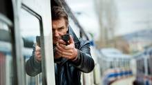 "Liam Neeson in a scene from ""Taken 2"" (Magali Bragard/AP)"
