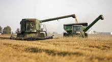 Agricultural activity. (Ken James/Ken James/Bloomberg)