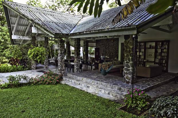 Panamau0027s Canopy Lodge resort attracts mainly birders but offers a chance to explore an array & A bird-watching adventure in the jungles of Panama - The Globe and ...