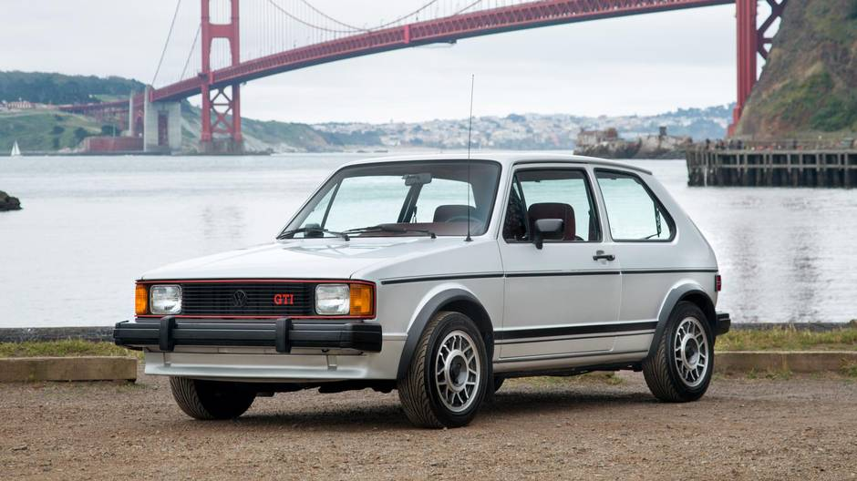 A Look Back At 40 Years Of The Golf GTI