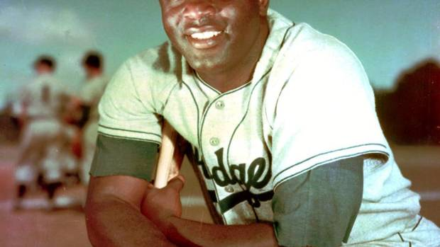 Jackie Robinson: All-star infielder, barrier-buster and Medal of Freedom winner. (DG/AP)