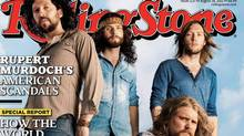 Rolling Stone is one of the magazine auctioning off an unpaid internship on the charitybuzz.com website. (AP)