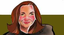 Illustration of Nancy Southern, president and chief executive officer, Atco Ltd. (Anthony Jenkins/The Globe and Mail)