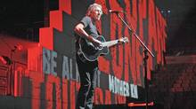 Roger Waters performs at Toronto's Air Canada Centre, Sept. 15, 2010. (J.P. Moczulski/The Globe and Mail/J.P. Moczulski/The Globe and Mail)