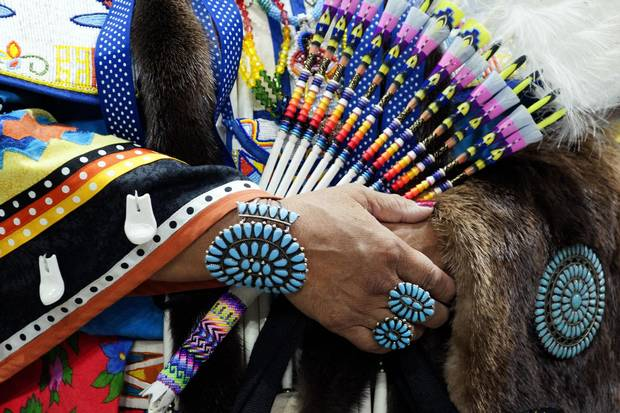 Powwows are where one can take part in dances, where artists sell jewellery, art and clothing, among other things, and of course, where one can enjoy traditional Indigenous cuisine.