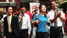"One career management consultant in Shanghai estimates that 20 per cent of those aged 22 to 35 have resigned ""nakedly"" at least once. (Jupiterimages/Jupiterimages)"