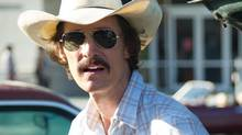 In the film Dallas Buyers Club, Matthew McConaughey portrays real-life Texas electrician Ron Woodroof, an ordinary man who found himself in a life-or-death battle with the medical establishment and pharmaceutical companies. (ANNE MARIE FOX)