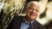 Mike Lazaridis. (Peter Power/Peter Power/The Globe and Mail)