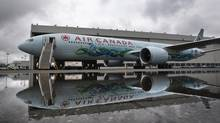 File photo of an Air Canada Boeing 777 in Vancouver. (© Andy Clark / Reuters)