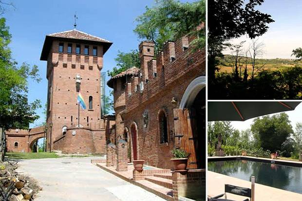This four-bedroom castle in northern Italy costs $1.51-million, and it doesn't need any work.