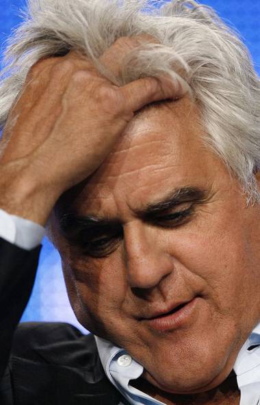 "1. Jay Leno: the most hated man in television right now In this Aug., 2012, story, TV critic John Doyle looks at reaction to Jay Leno's offer to work for free as Tonight Show ratings declined and staff was being let go . ""…it was an extraordinary offer to make,"" Doyle writes. ""Leno earns about $26-million a year but, as legend has it, puts it all in the bank because he makes so much money from the many stand-up gigs he performs every year. He can afford to work for free, obviously, but in the TV business, nobody works for free except the Interns. Nobody."" ""And yet Leno's offer barely made a dent in the showbiz news cycle. Why? Because these days everybody loathes Jay Leno. In fact, dissing Leno has become a sport."" (Reuters)"