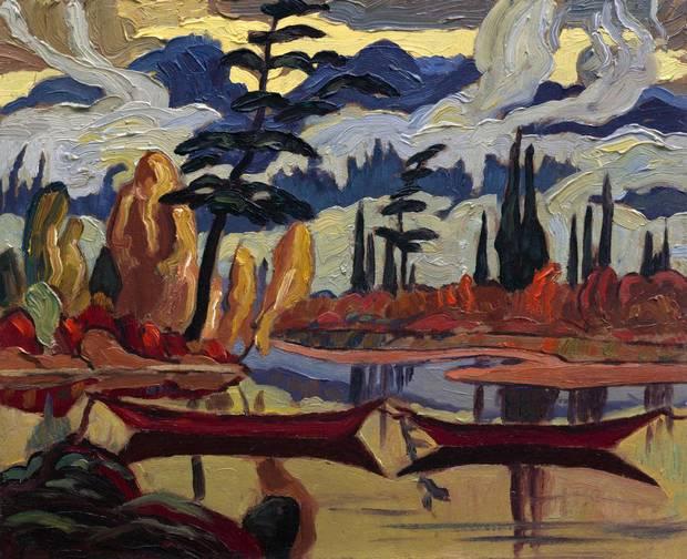 Mist Fantasy, 1922