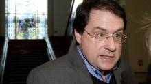 Bernard Drainville, shown in January, 2012, is the Parti Québécois government's point man on a new secularism charter for the province. (Jacques Boissinot/THE CANADIAN PRESS)