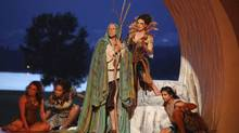 This reprised version of the Bard's 2008 Tempest is unforgettable. (David Blue/Bard on the Beach)