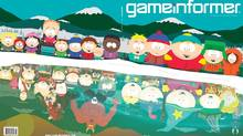 The cover from the January 2012 edition of Game Informer shows off the first public image of South Park: The Game, a role-playing game under development by Obsidian Entertainment in conjunction with show creators Trey Parker and Matt Stone (Game Informer)