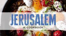 Book cover of Jerusalem : A Cookbook by Yotam Ottolenghi and Sami Tamimi