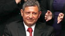 Pedro Delgado (Mauricio Muñoz/Presidencia de la Republica)