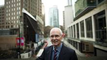 Gordon Ross of Index Wealth Management says high mutual-fund fees are partly responsible for the flight to ETFs. (Rafal Gerszak for the globe and mail)