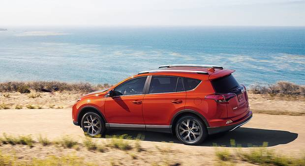 2017 Toyota RAV4 XLE All Wheel Drive