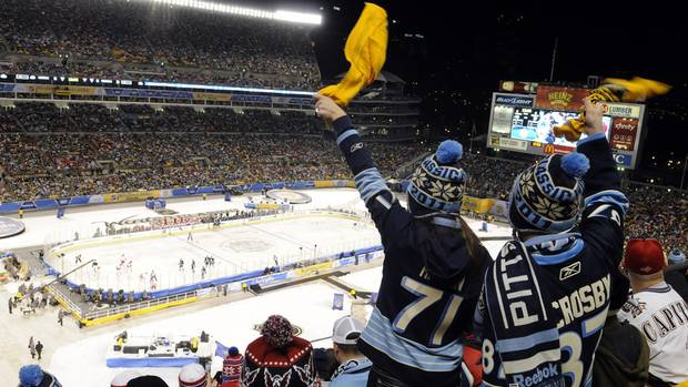 Shoalts: Winter Classic Cancellation Another Step Towards Oblivion For The NHL