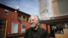 Under Bill Millerd's leadership, the Arts Club has produced more than 500 plays. (Rafal Gerszak for The Globe and Mail)