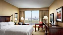 Sheraton Gateway hotel at Toronto Pearson International Airport